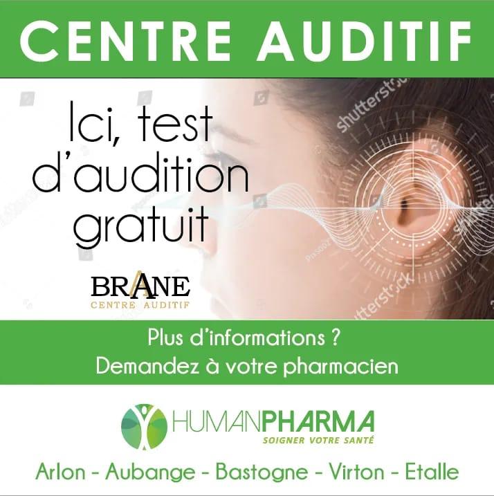 Appareil auditif et Test Auditif - Province Luxembourg